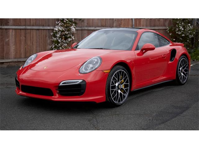 Picture of '16 911 Turbo S - PSX7