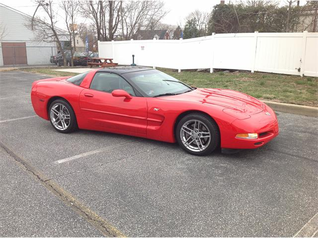 Picture of '03 Corvette - PSXA