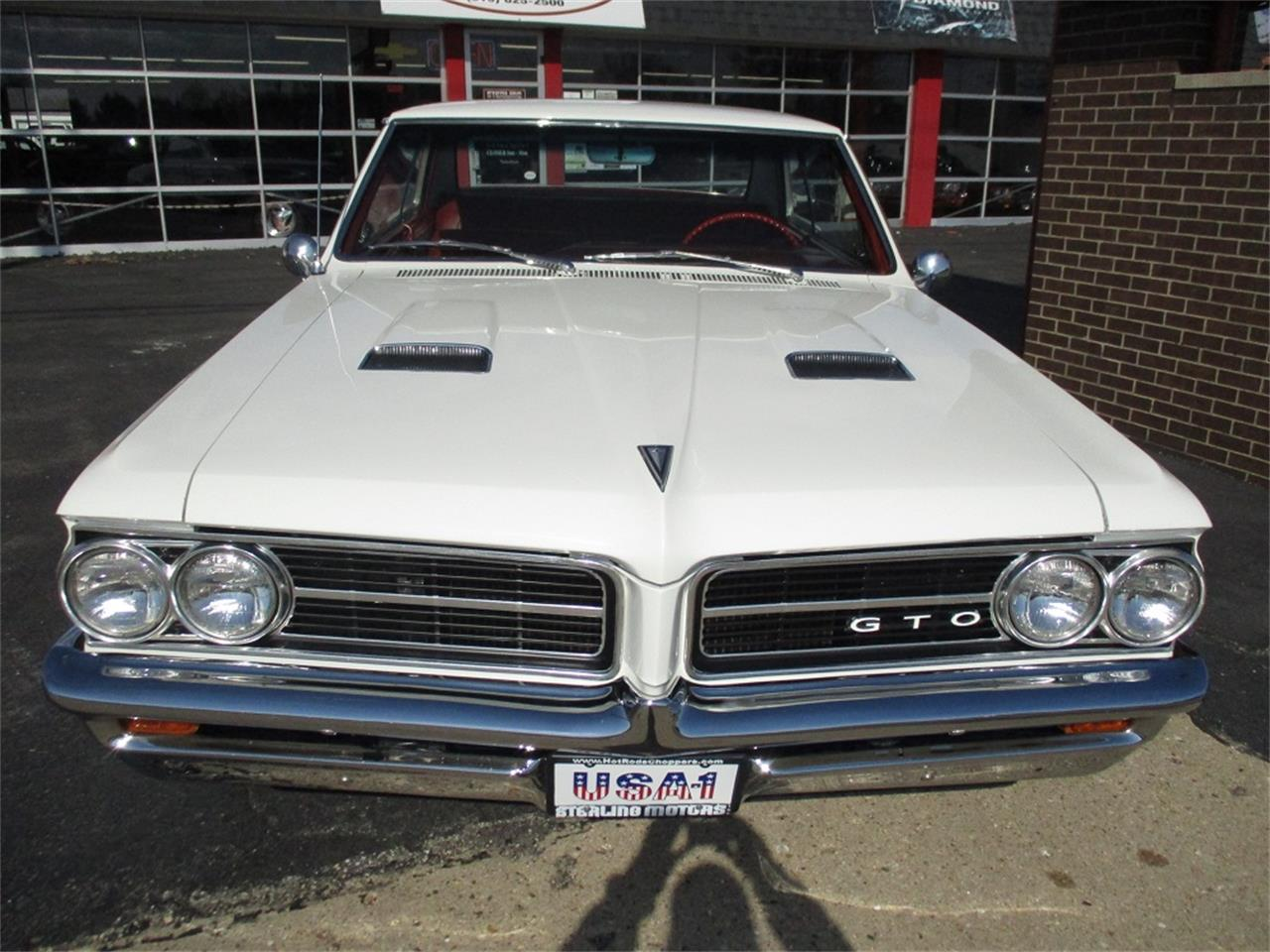 Large Picture of '64 GTO - PSXC