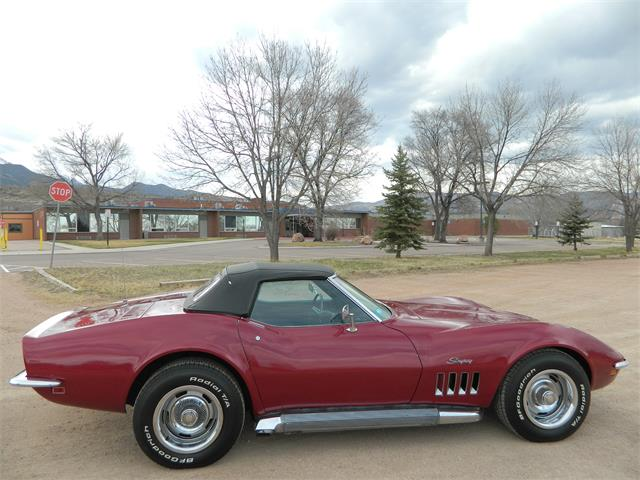 Picture of Classic 1969 Chevrolet Corvette - PSXH