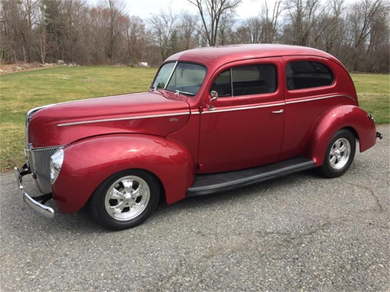 Large Picture of '40 Sedan - PSXJ