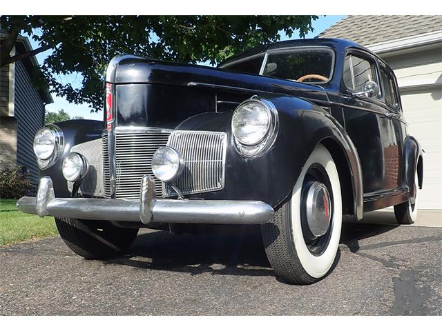 Picture of Classic 1940 Studebaker Champion located in Minnesota Auction Vehicle - PSXU