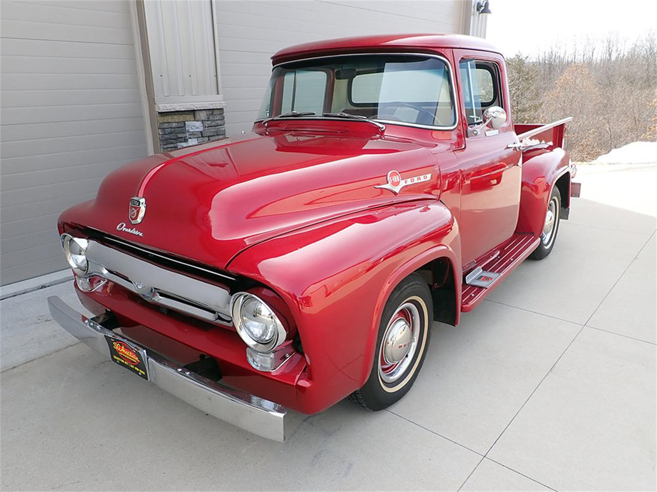 Large Picture of '56 F100 - PSXX