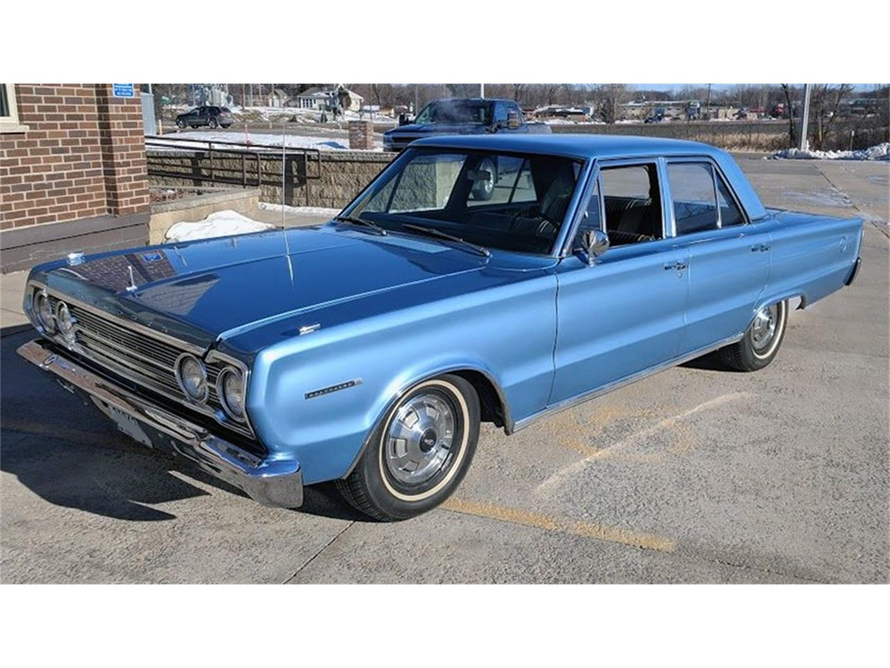 Large Picture of Classic 1967 Plymouth Belvedere located in Spring Grove Minnesota - PSY5