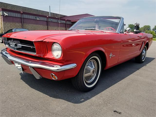 Picture of Classic '65 Mustang located in Minnesota Auction Vehicle - PSYC