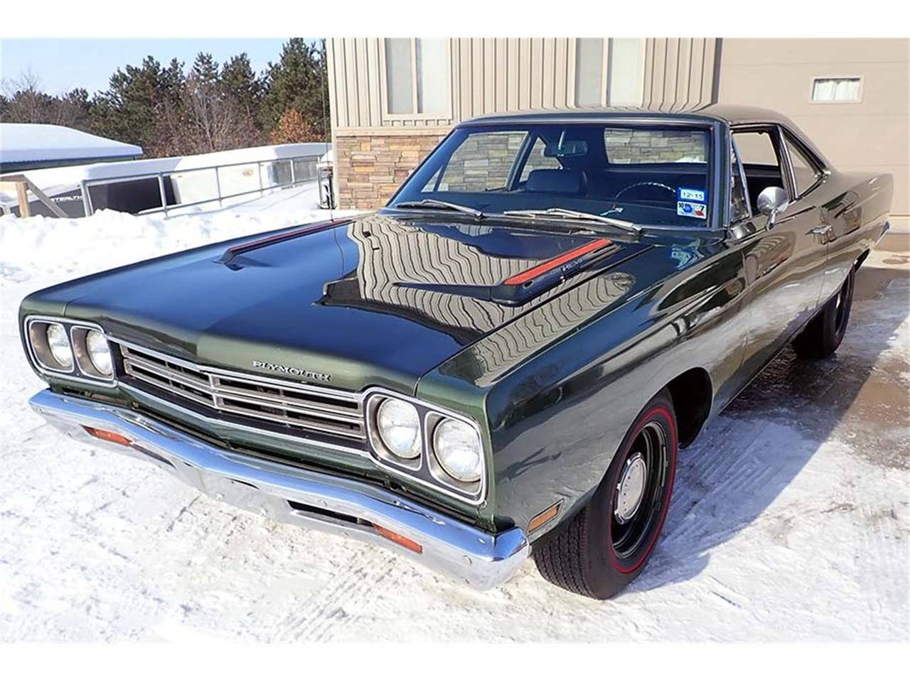 Large Picture of Classic 1969 Plymouth Road Runner Auction Vehicle - PSYE