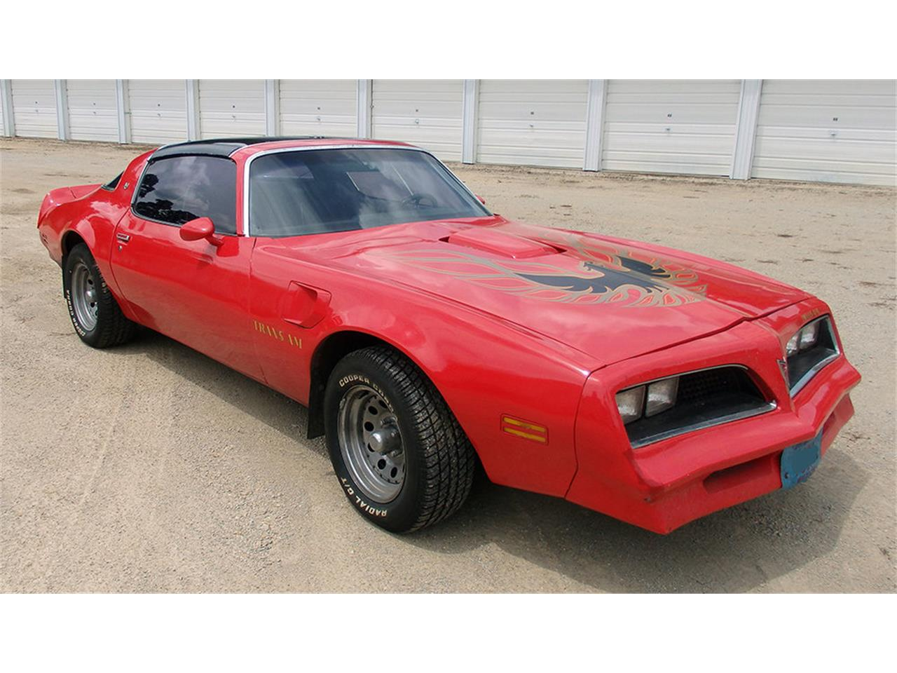 Large Picture of '77 Firebird Trans Am Auction Vehicle - PSYJ