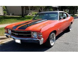 Picture of Classic 1971 Chevelle SS located in Spring Grove Minnesota - PSZ2