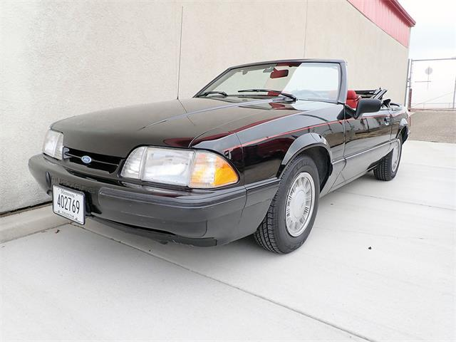 Picture of '88 Mustang - PSZ7