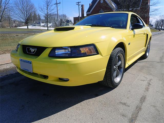 Picture of '01 Mustang GT - PSZK