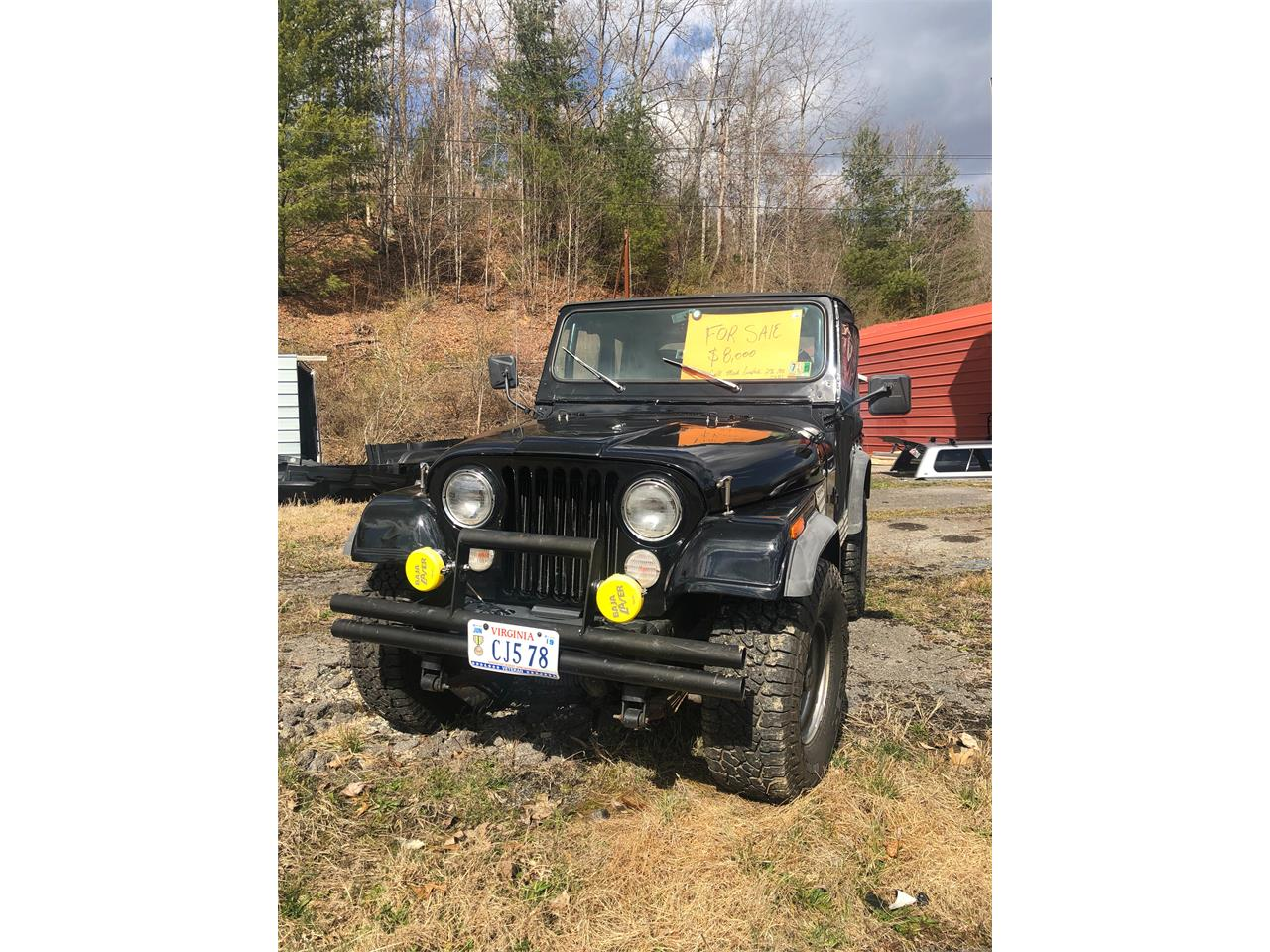 Large Picture of '78 CJ5 - PQ8G