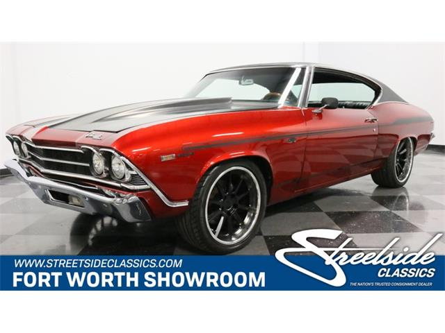 Picture of Classic '69 Chevelle - $42,995.00 Offered by  - PT0J