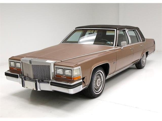 Picture of '89 Cadillac Fleetwood located in Morgantown Pennsylvania - $4,900.00 Offered by  - PT0Q