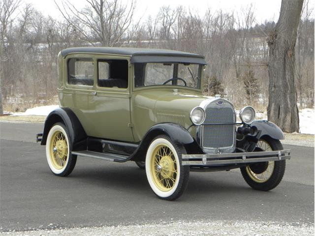 Picture of '28 Model A - PT1I