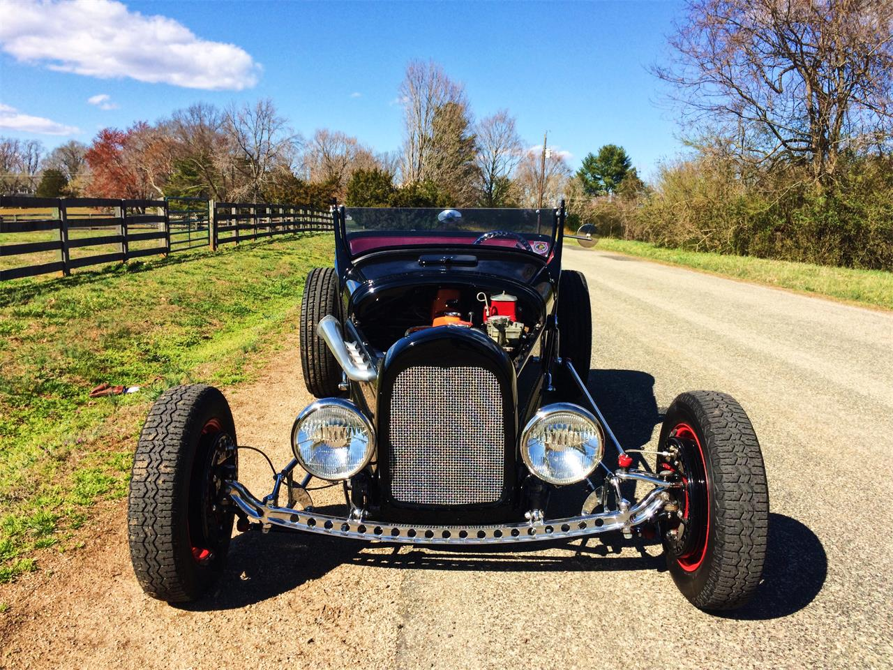 Large Picture of Classic 1923 Ford Roadster located in Virginia - PQ8K