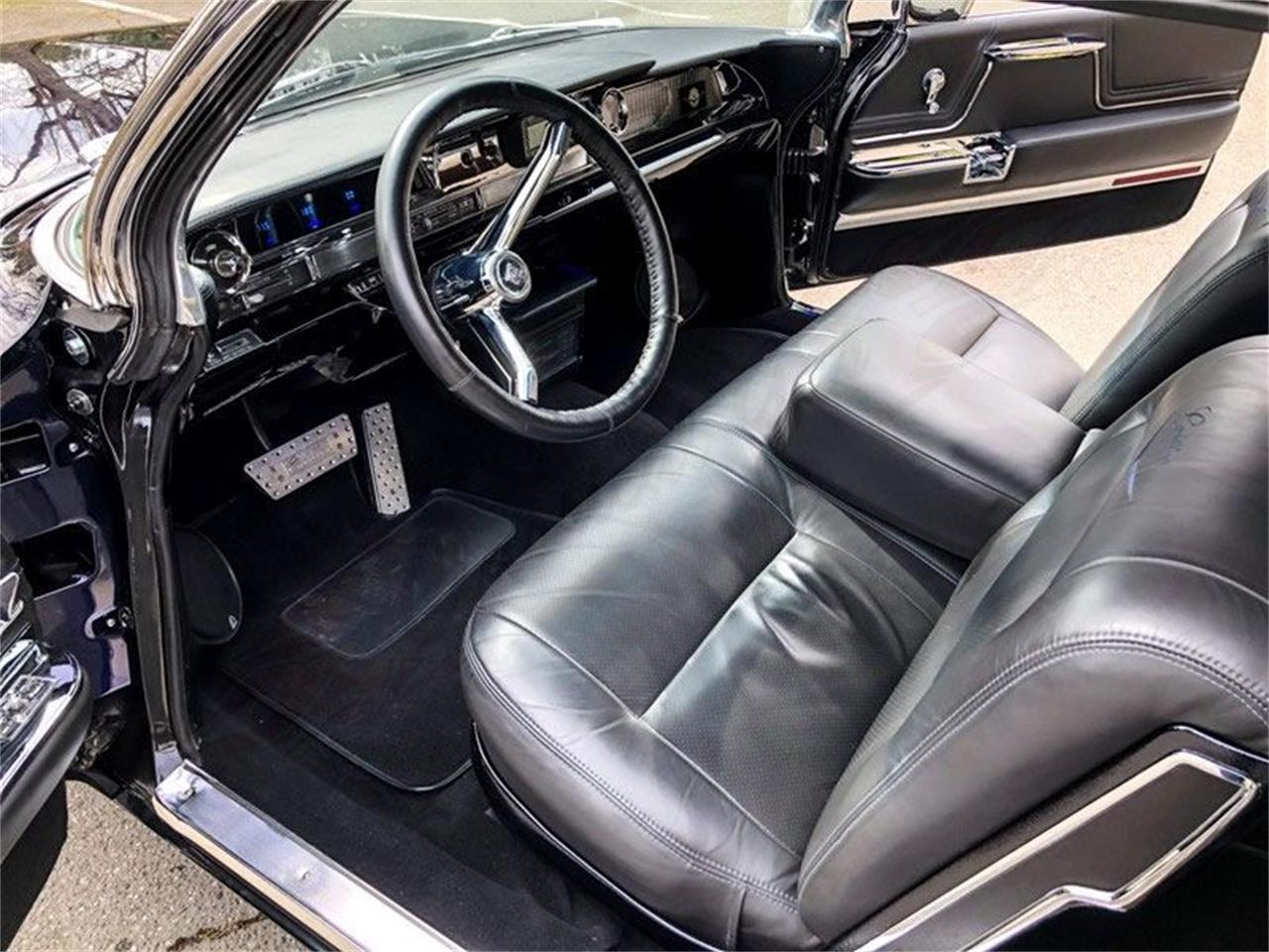 Large Picture of Classic '62 Cadillac Coupe DeVille located in Texas Offered by Classical Gas Enterprises - PT1T