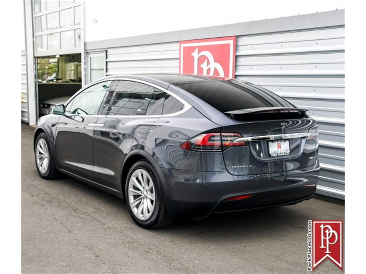 Large Picture of '18 Model X - PT2A