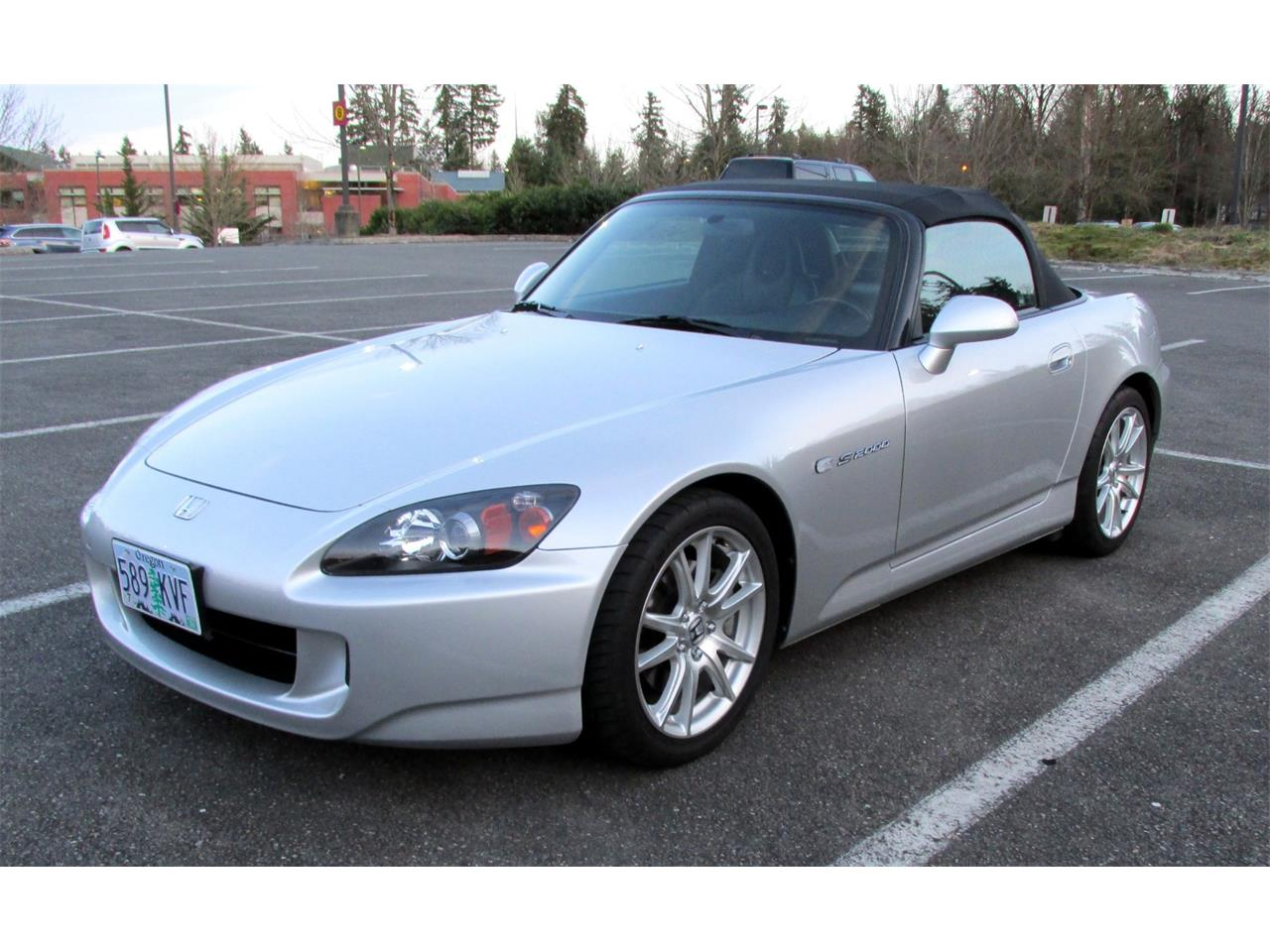 Large Picture of '05 S2000 - PT2Z