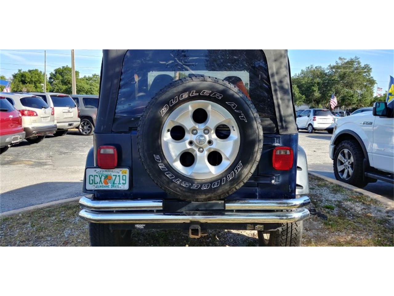 Large Picture of '00 Wrangler located in Florida - $9,250.00 - PT3J