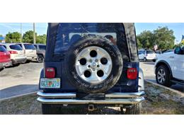 Picture of 2000 Jeep Wrangler located in Florida Offered by Seth Lee Auto Sales - PT3J
