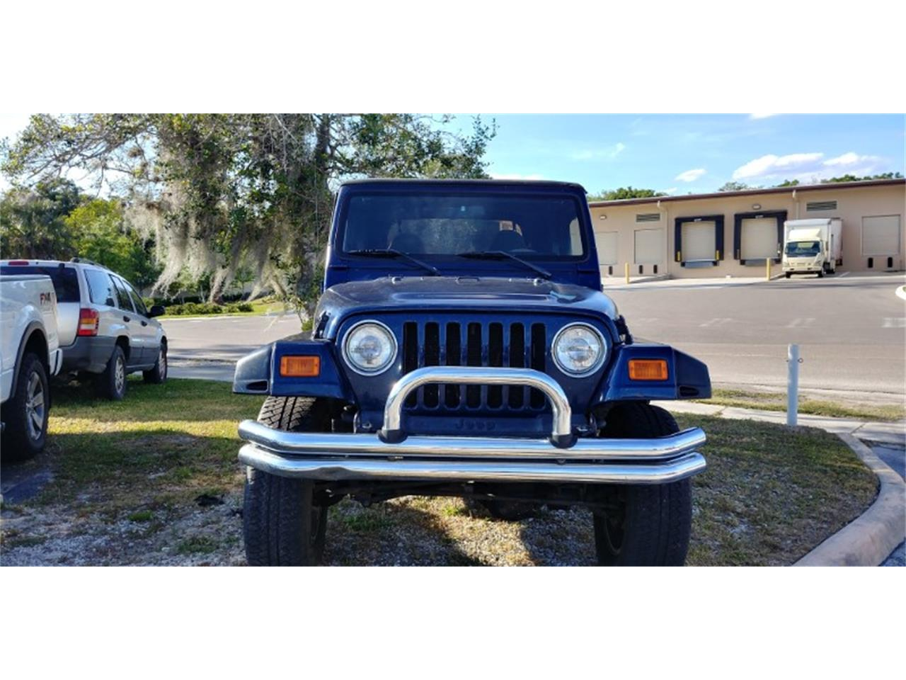 Large Picture of 2000 Jeep Wrangler Offered by Seth Lee Auto Sales - PT3J