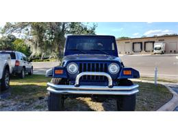 Picture of '00 Wrangler located in Tavares Florida Offered by Seth Lee Auto Sales - PT3J