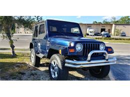 Picture of '00 Jeep Wrangler located in Tavares Florida - $9,250.00 Offered by Seth Lee Auto Sales - PT3J