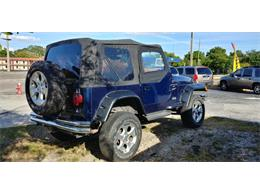 Picture of 2000 Jeep Wrangler located in Florida - $9,250.00 Offered by Seth Lee Auto Sales - PT3J