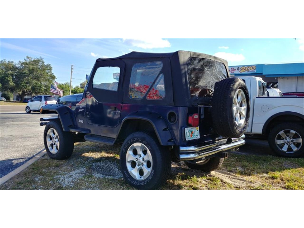 Large Picture of '00 Wrangler located in Florida Offered by Seth Lee Auto Sales - PT3J