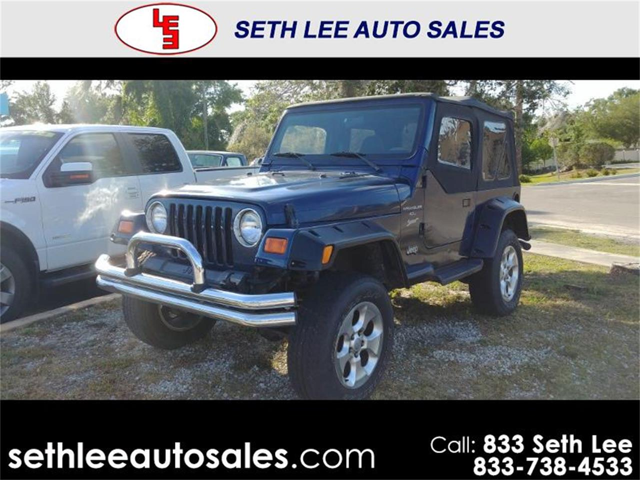 Large Picture of '00 Jeep Wrangler - $9,250.00 - PT3J
