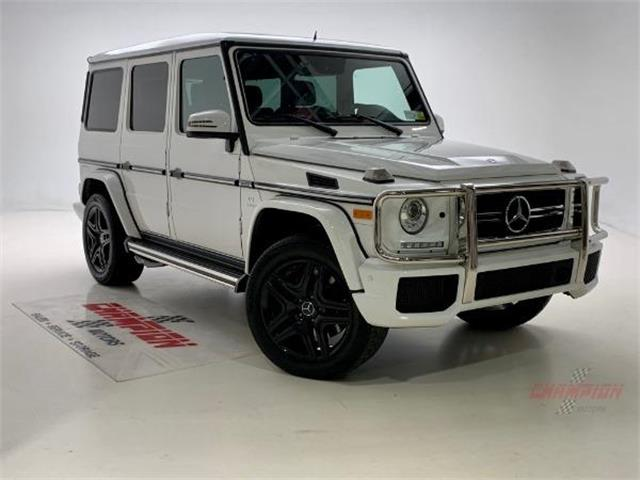 Picture of '16 G-Class - PT47