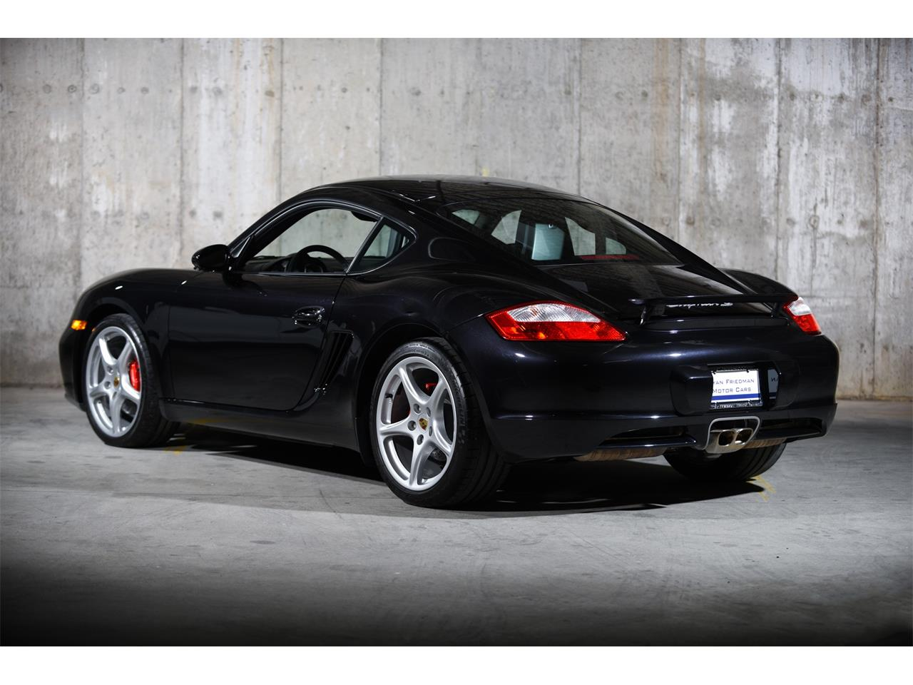 Large Picture of '06 Cayman - PT58