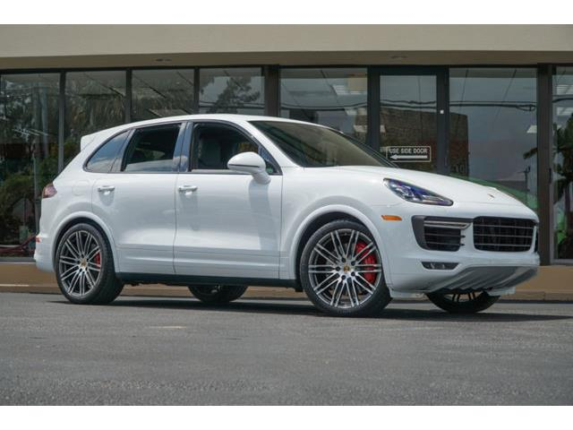 Picture of '17 Cayenne - PT5G
