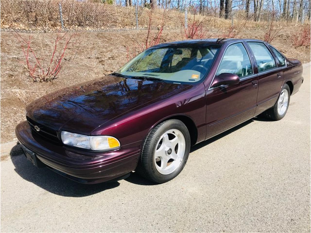 Large Picture of 1996 Impala located in Holliston Massachusetts - $25,500.00 Offered by Classic Motorcars - PT5K
