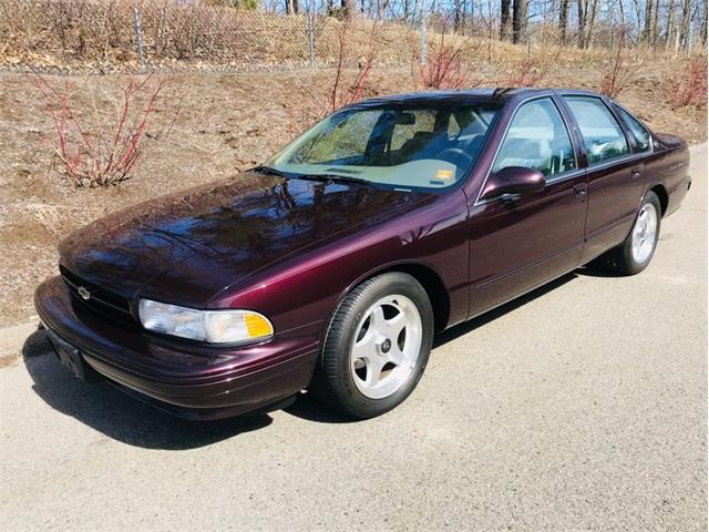 Picture of '96 Impala - PT5K