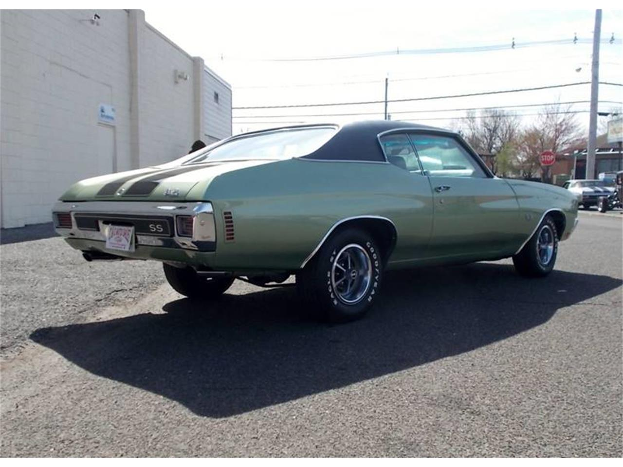 Large Picture of '70 Chevelle - PT5S
