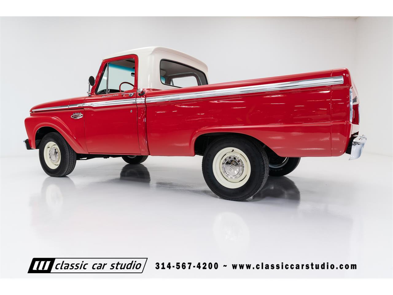 Large Picture of '66 F100 - PT68