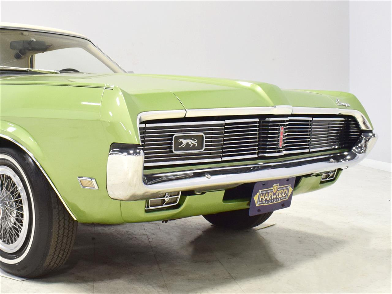 Large Picture of '69 Cougar - PT6P