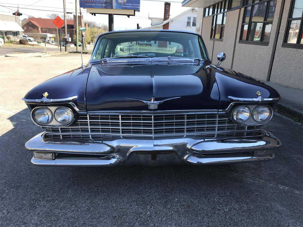 Large Picture of '57 Imperial - PT6T