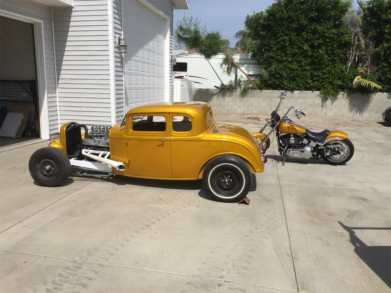 Large Picture of Classic 1932 Coupe located in Groveland Florida - $42,500.00 Offered by a Private Seller - PT72