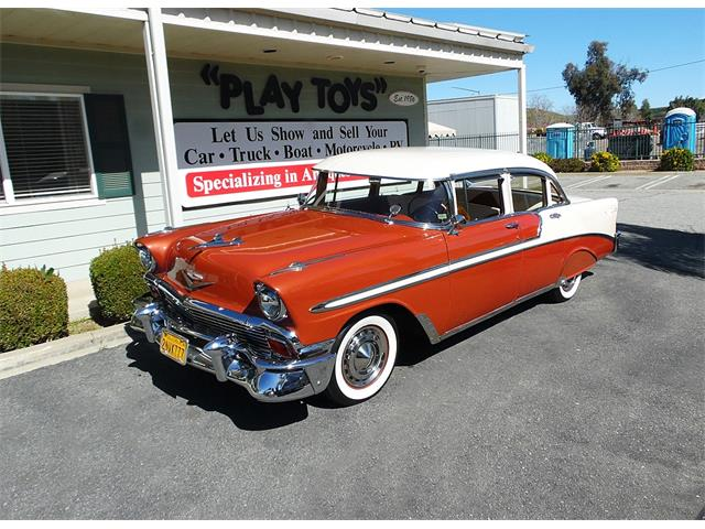 Picture of Classic 1956 Chevrolet Bel Air located in California Offered by  - PT73