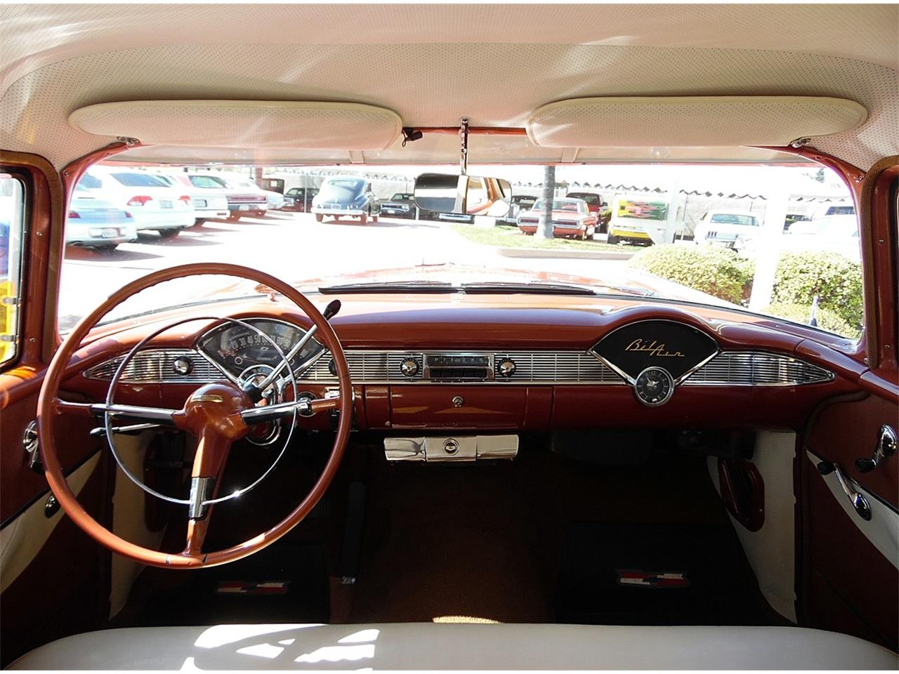 Large Picture of '56 Bel Air - PT73