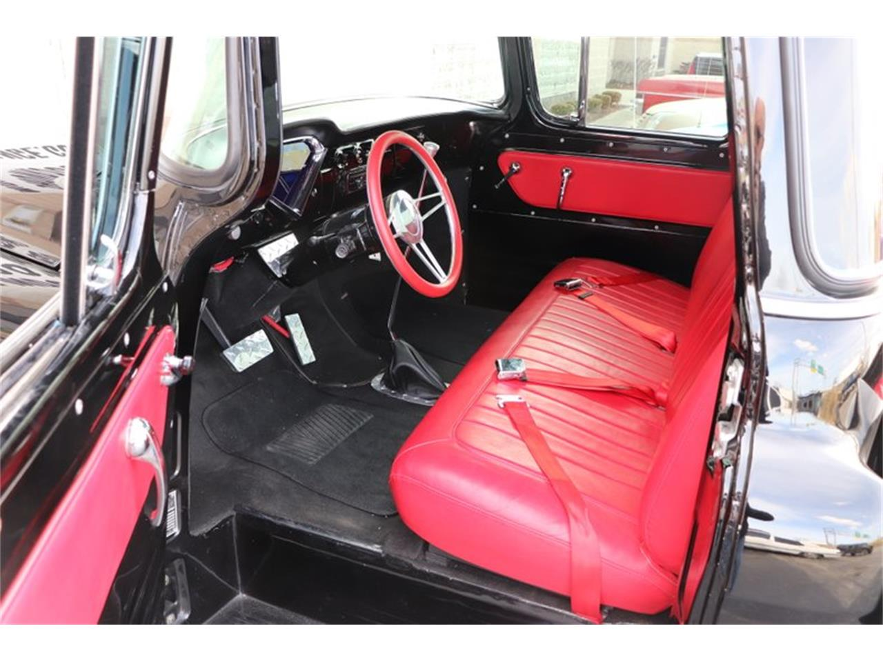 Large Picture of Classic 1957 Chevrolet 3100 located in Illinois Auction Vehicle Offered by Midwest Car Exchange - PT7T