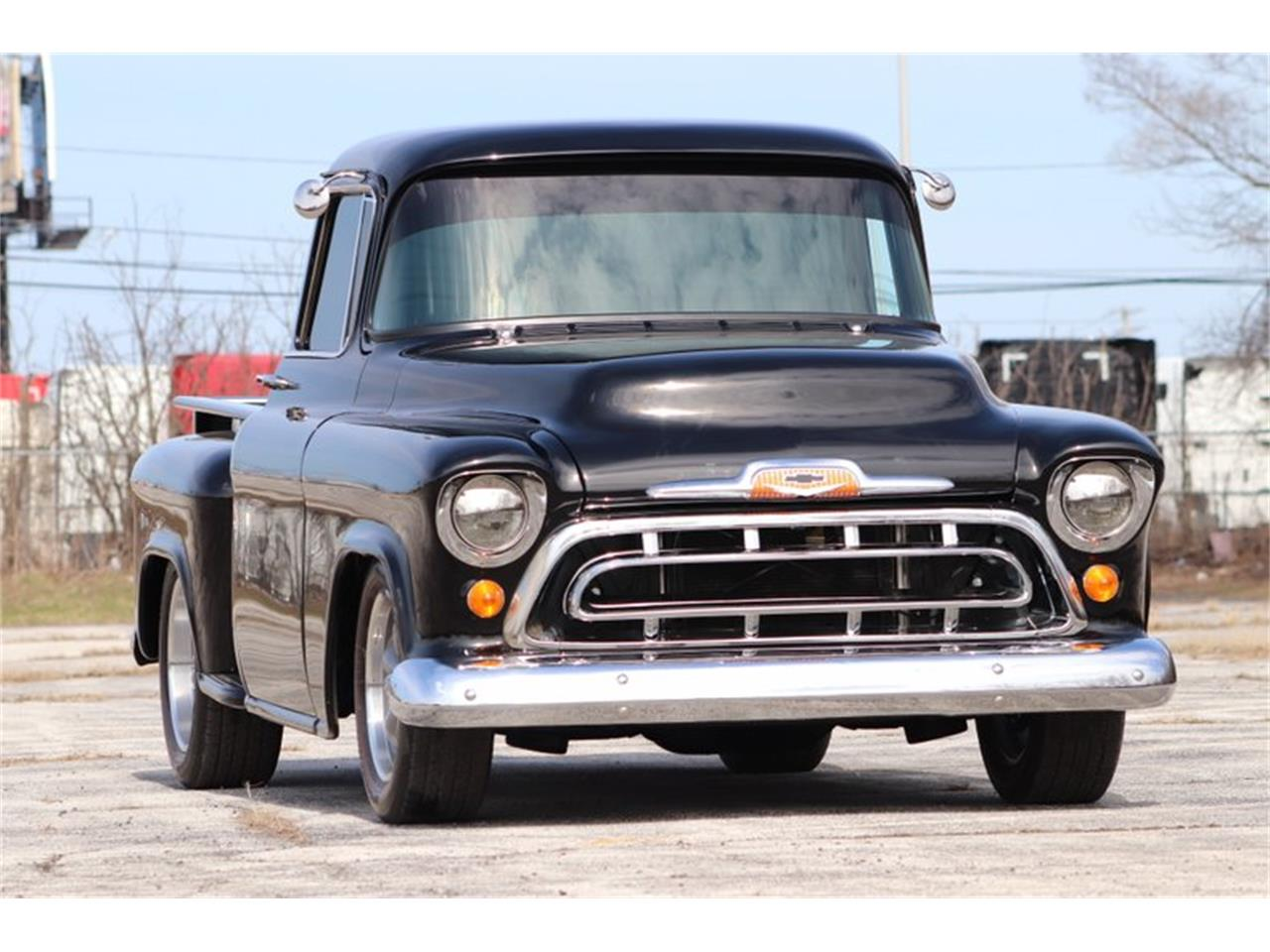 Large Picture of '57 3100 located in Illinois Offered by Midwest Car Exchange - PT7T