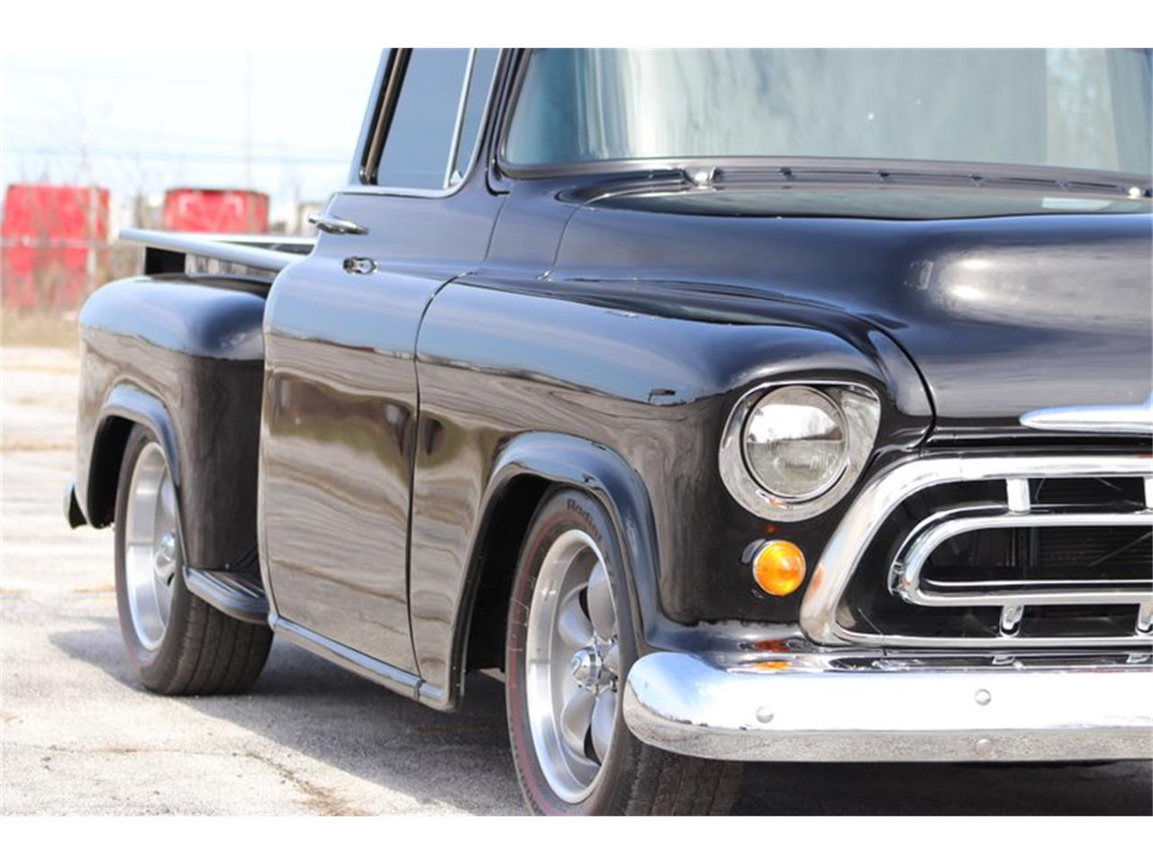 Large Picture of Classic 1957 Chevrolet 3100 located in Alsip Illinois Auction Vehicle Offered by Midwest Car Exchange - PT7T
