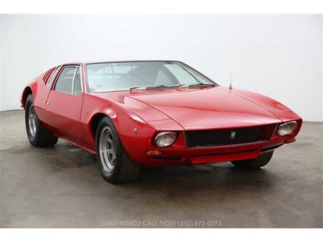 Picture of '70 Mangusta - PT7W