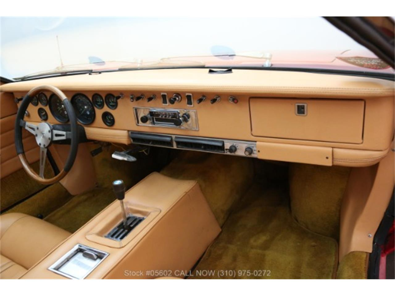 Large Picture of '70 Mangusta - PT7W