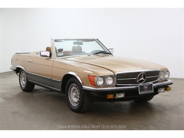 Picture of '85 500SL - PT7Y