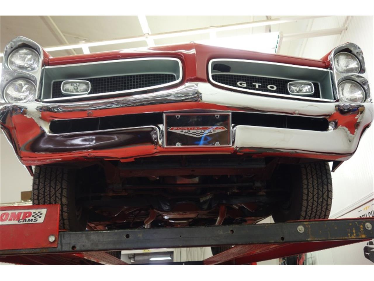 Large Picture of '66 GTO - PT80