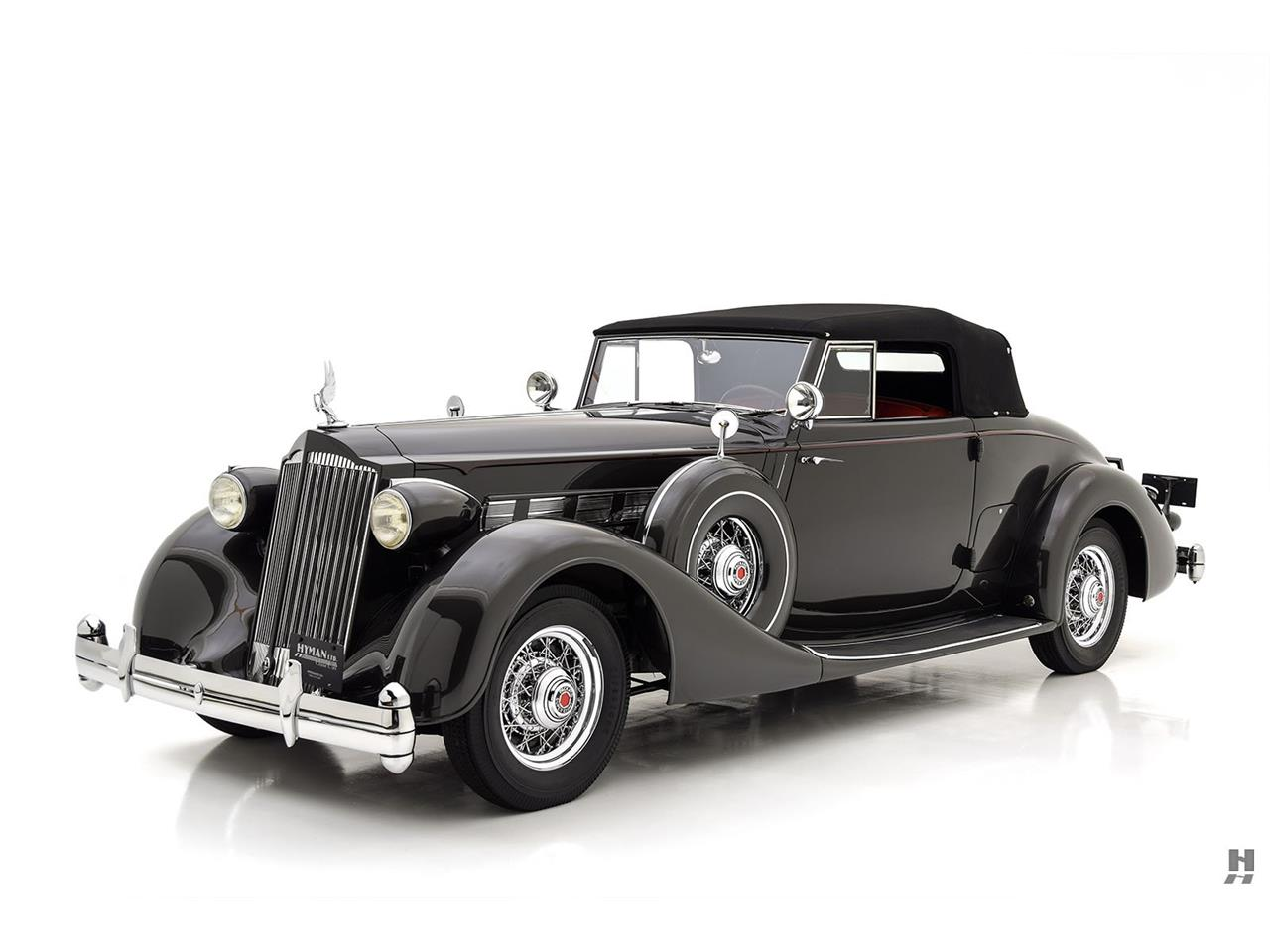 Large Picture of '36 Super Eight - PT87